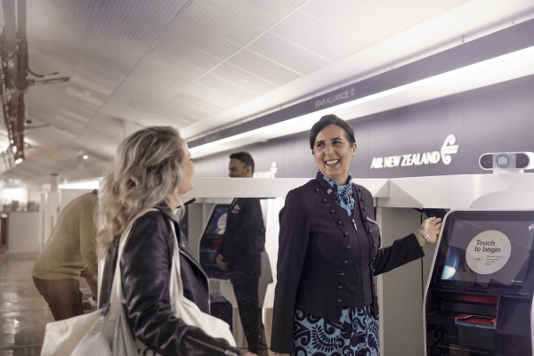 Air New Zealand baggage services