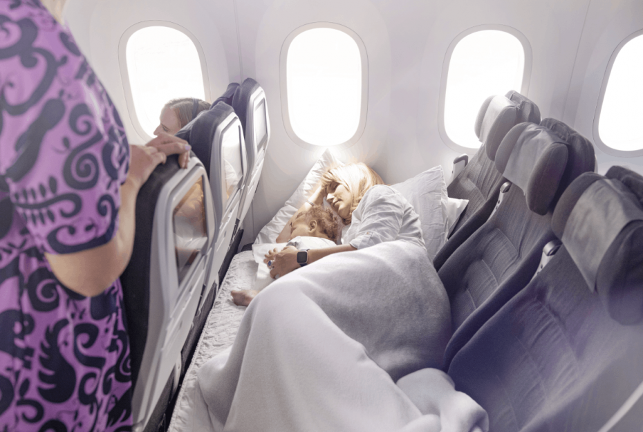 Inflight-skycouch-mother-and-baby-sleeping-4608-1200x800