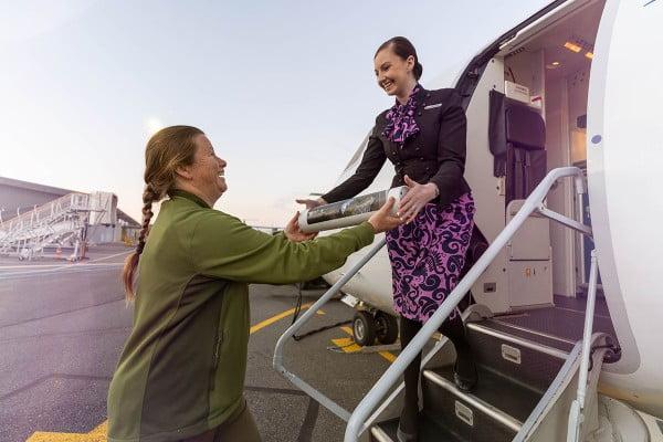 Air New Zealand Tuatara Translocation 1200 x 800