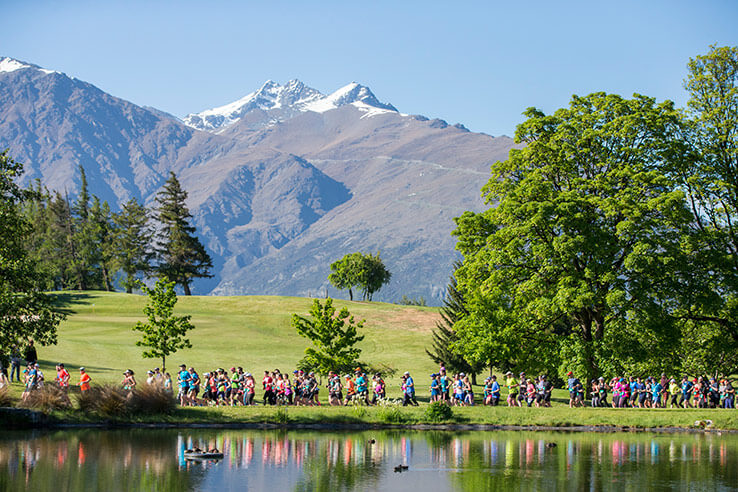 Air New Zealand Queenstown International Marathon.