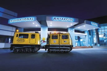 Christchurch International Antarctic Centre.