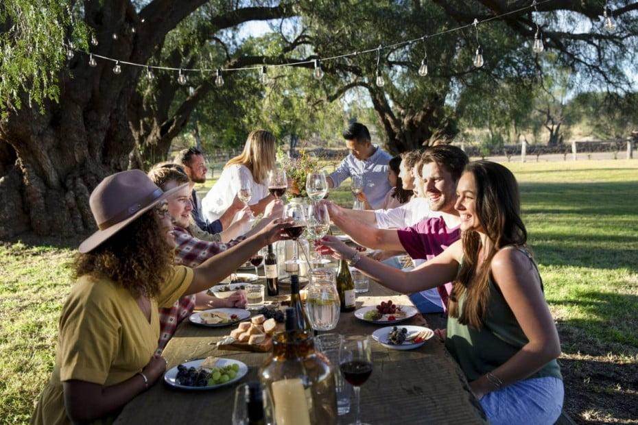 Hunter Valley Food and Wine Festival, NSW, Australia