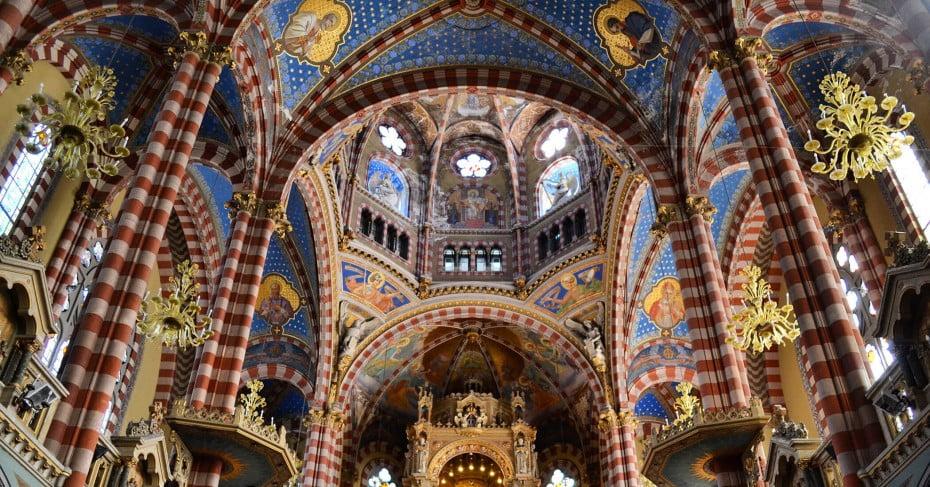 Basilica Maria Auxiliadora, Buenos Aires, Argentina.
