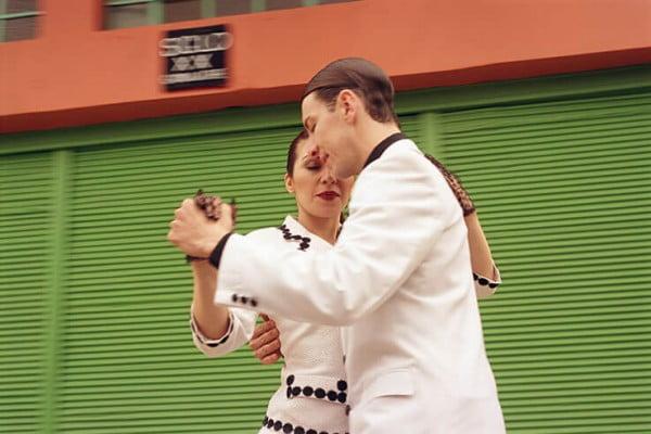 Tango dancers, Buenos Aires, Argentina.