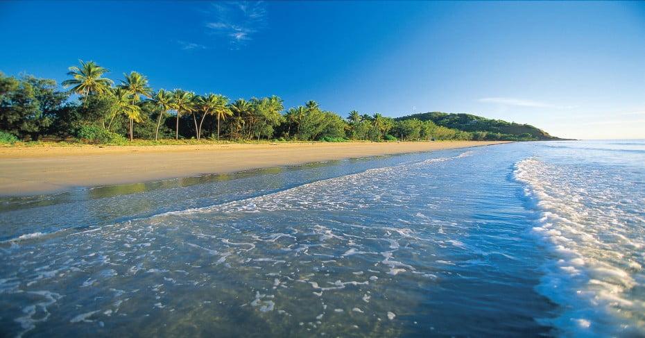 Beach, Cairns, Australia