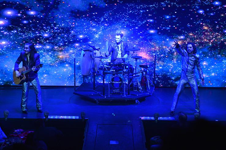 Dracula's show, Gold Coast, Australia.