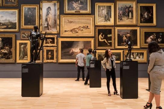 National Gallery of Victoria, Melbourne, Australia.
