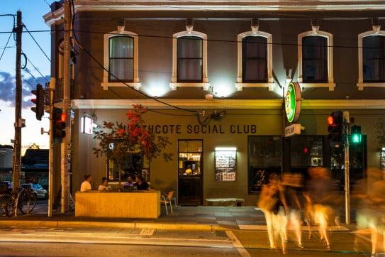 Northcote Social Club, Melbourne, Australia.