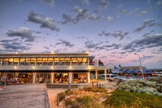Bathers Beach House, Fremantle, Perth.
