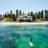 Cottesloe beach, Perth.