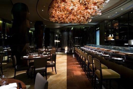 Nobu Restaurant Crown Perth