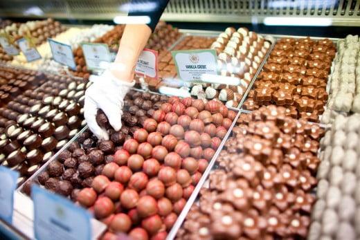 Margaret River Chocolate, Perth.