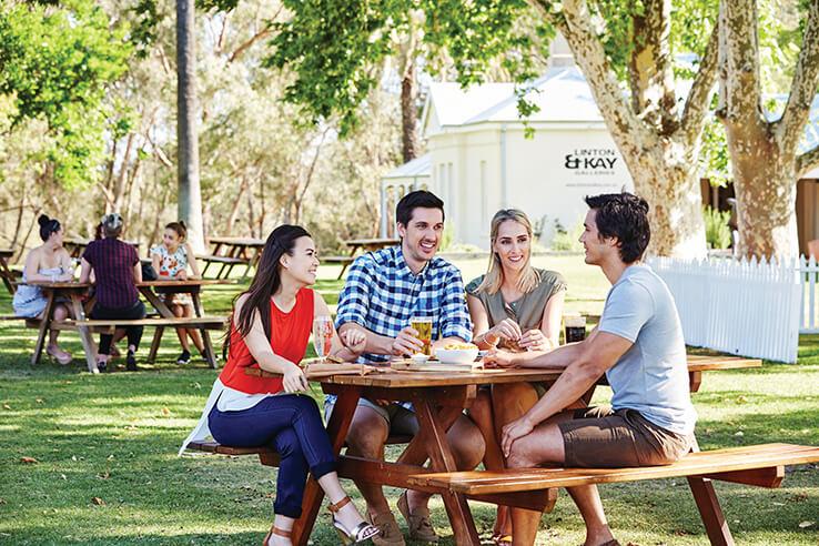 Mandoon Estate & Homestead Brewery, Swan Valley, Western Australia.