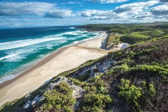 Conspicuous beach near Walpole, Australia.