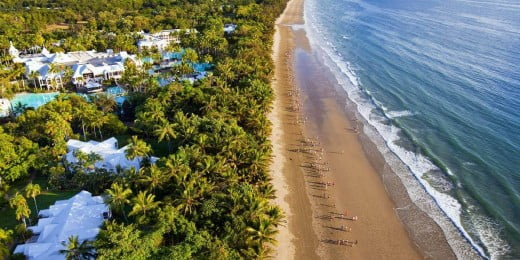 Four Mile Beach, Queensland