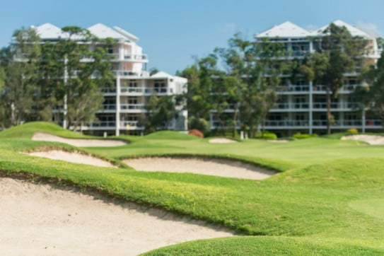 Dunes at the Twin Waters Resort