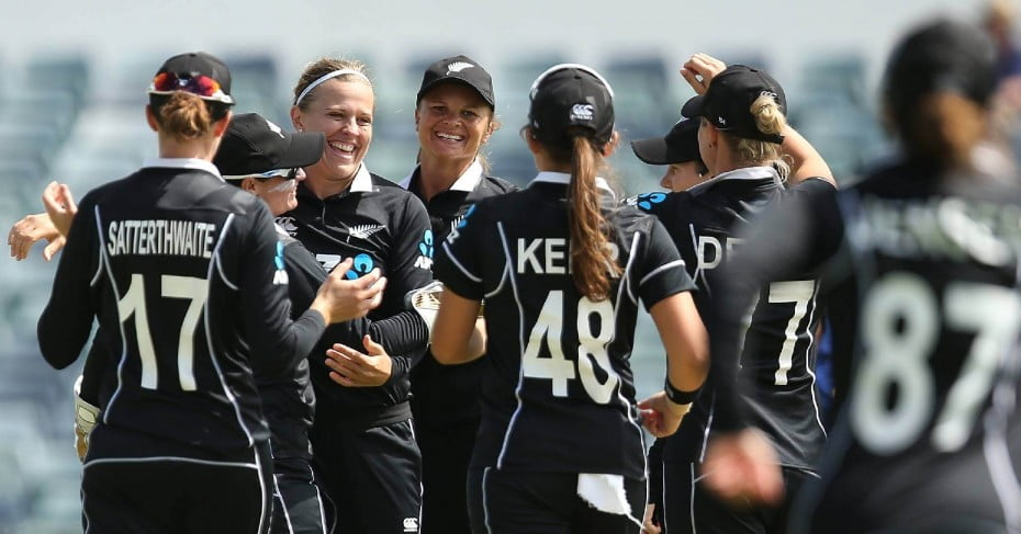 NZ Team, ICC T20 Women's World Cup