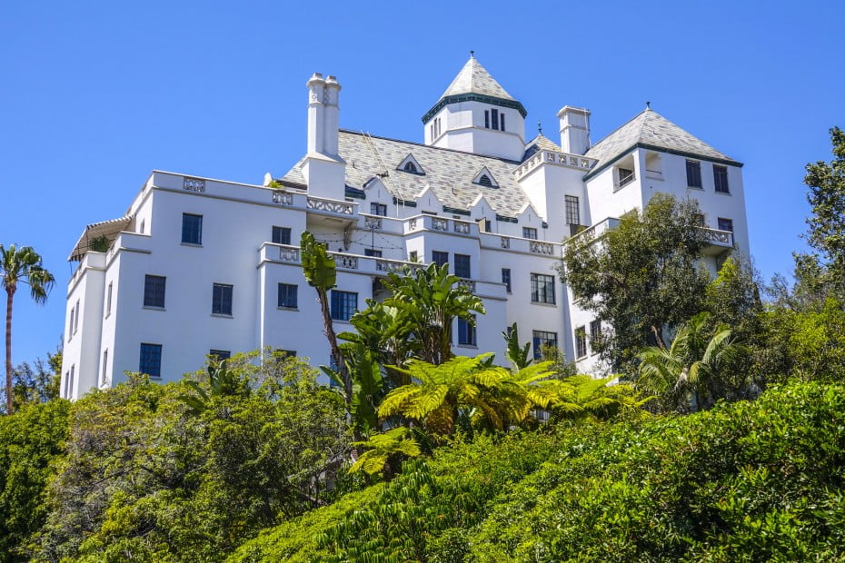 Chateau Marmont, Los Angeles, California