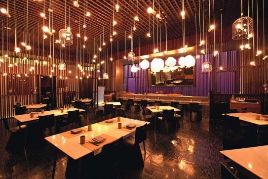 Bei Restaurant, Beijing.