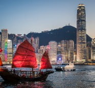 Holiday in Hong Kong