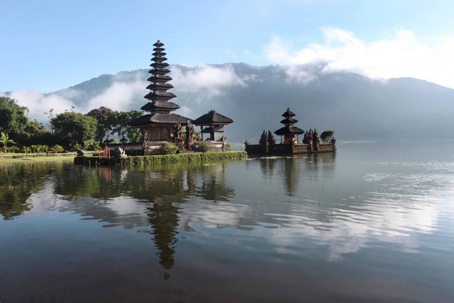 Temple, Bali, Indonesia.
