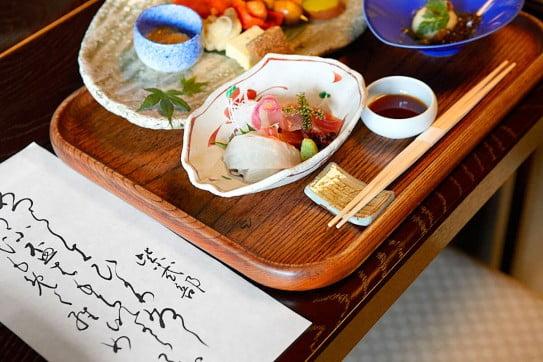 Food tray, Japan.
