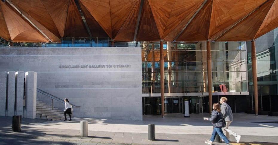 Auckland Art Gallery, Auckland.