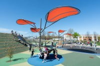 Margaret Mahy playground, Christchurch, New Zealand.