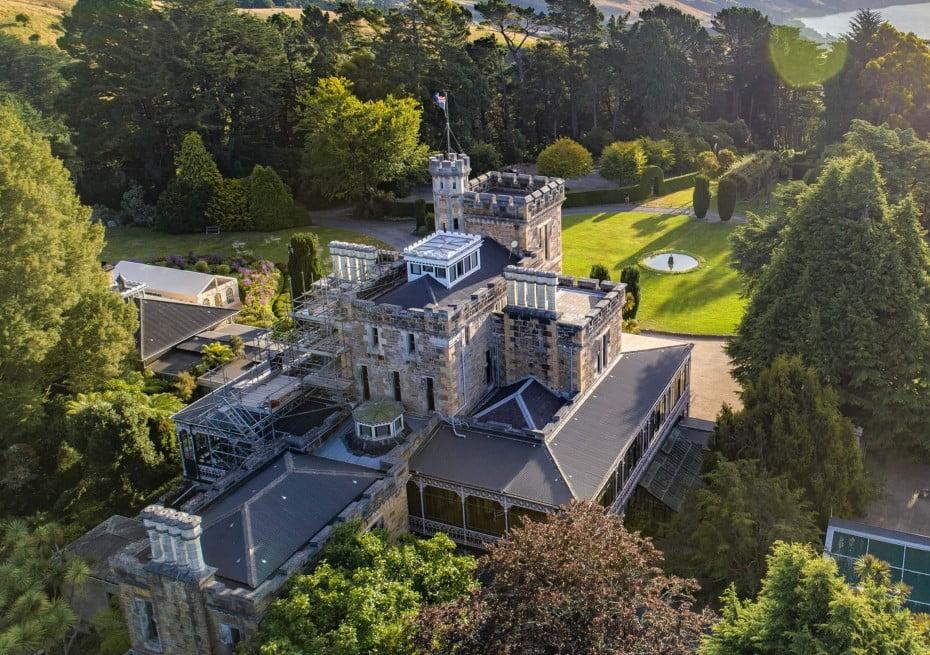 Lanarch Castle, Dunedin.