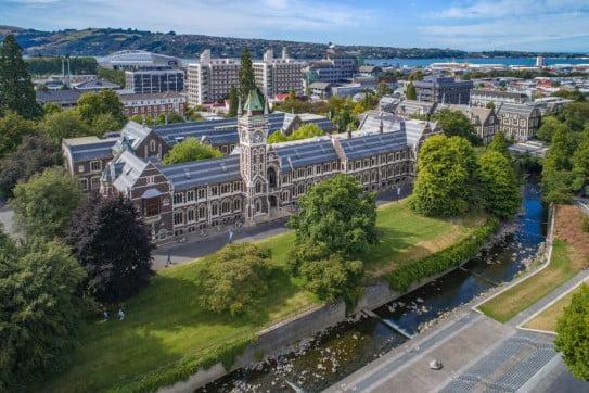 University of Otago.