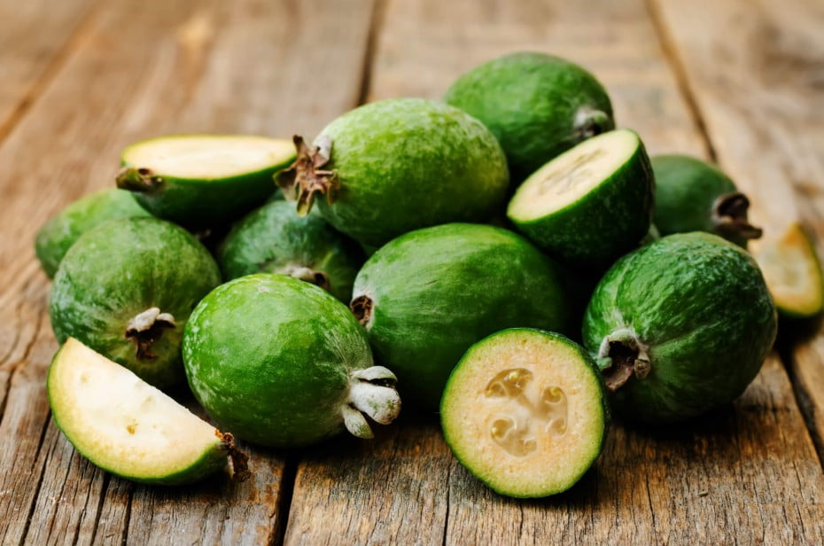 The exclusivity of Feijoa to New Zealand makes it one of the ultimate 'must-eats' when you're visiting!