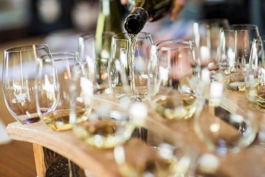 Chardonnay Express wine.