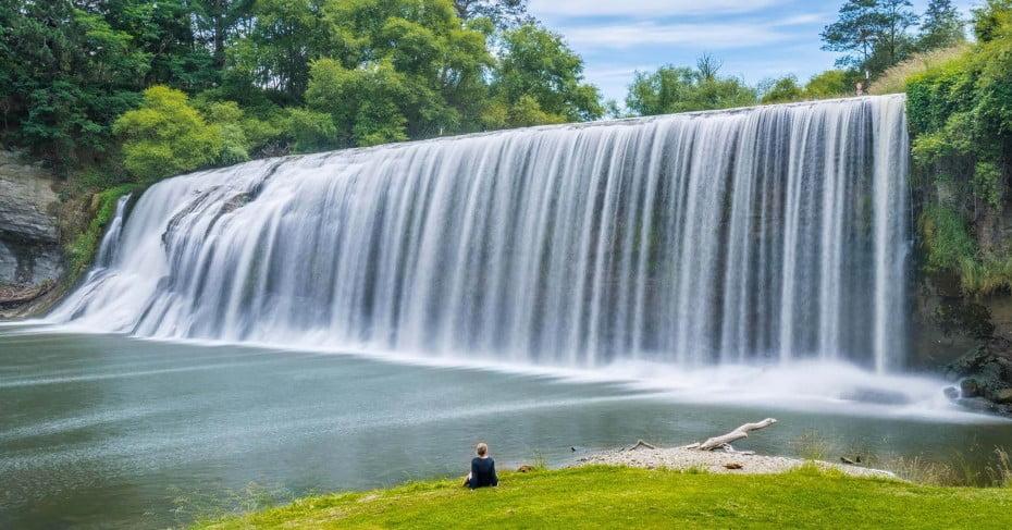 Rere Falls, Gisborne.