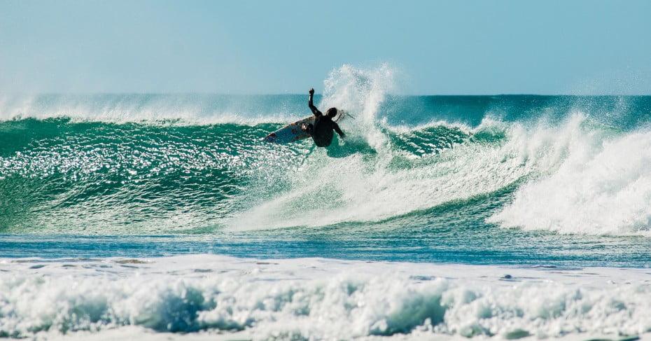 Surfer, Gisborne.