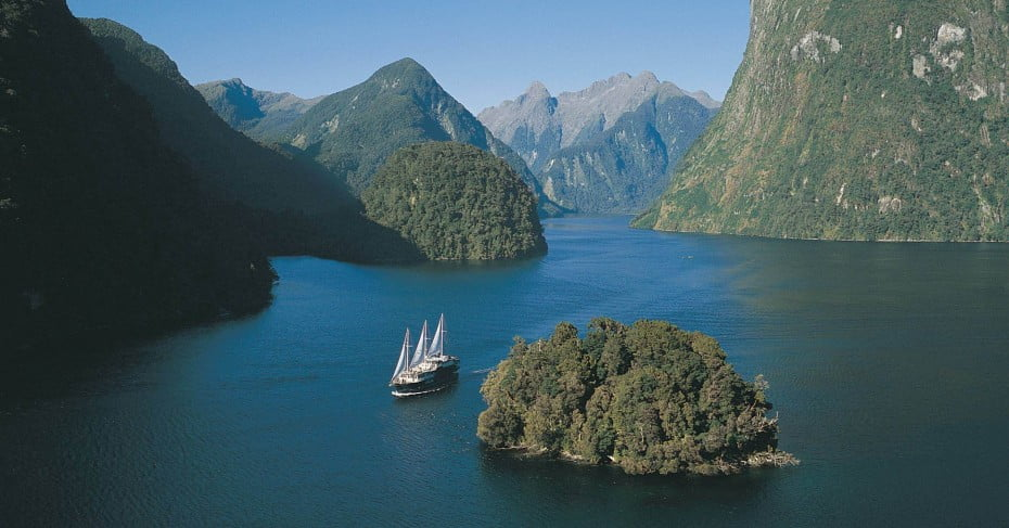 Doubtful Sound, Southland.