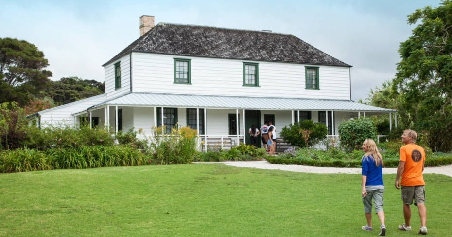 The Kemp House, Kerikeri, Northland.