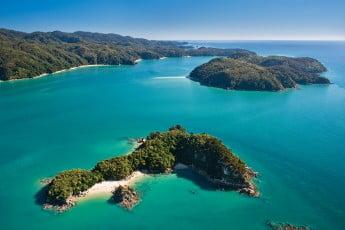 Abel Tasman National Park, New Zealand.