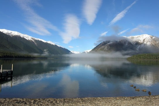 Lake Rotoiti, Nelson.