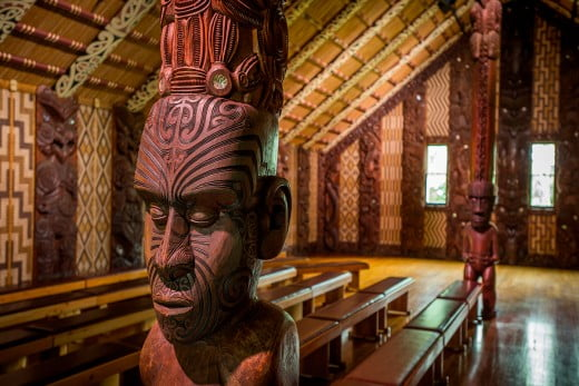 Waitangi Treaty Grounds, Northland