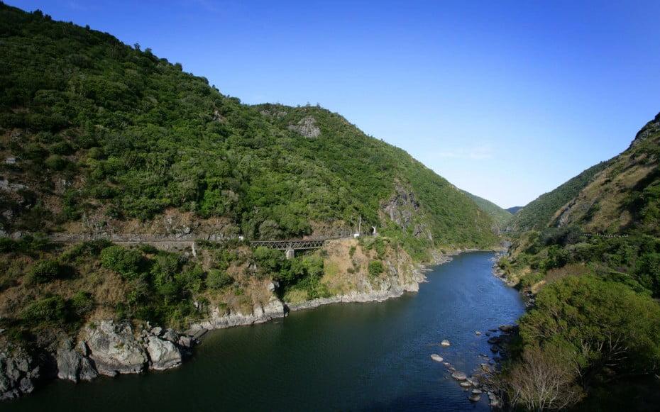 Te Apiti, Manawatu Gorge, Palmerston North, New Zealand.