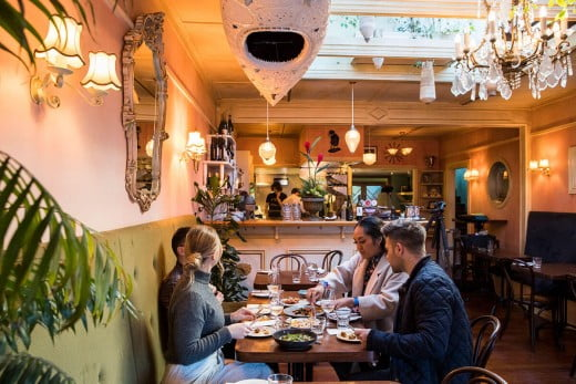 Havana Bar, Wigan Street, Wellington, New Zealand.