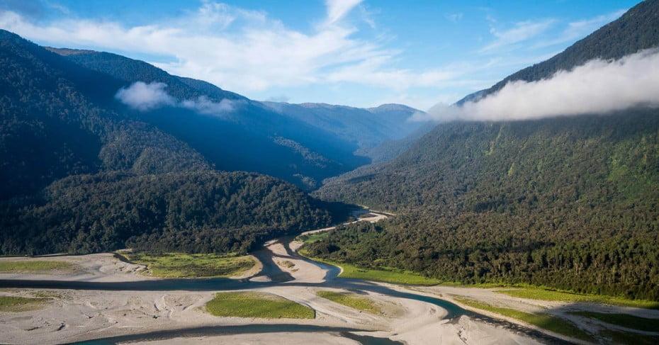 Haast - World Heritage Area, West Coast, NZ