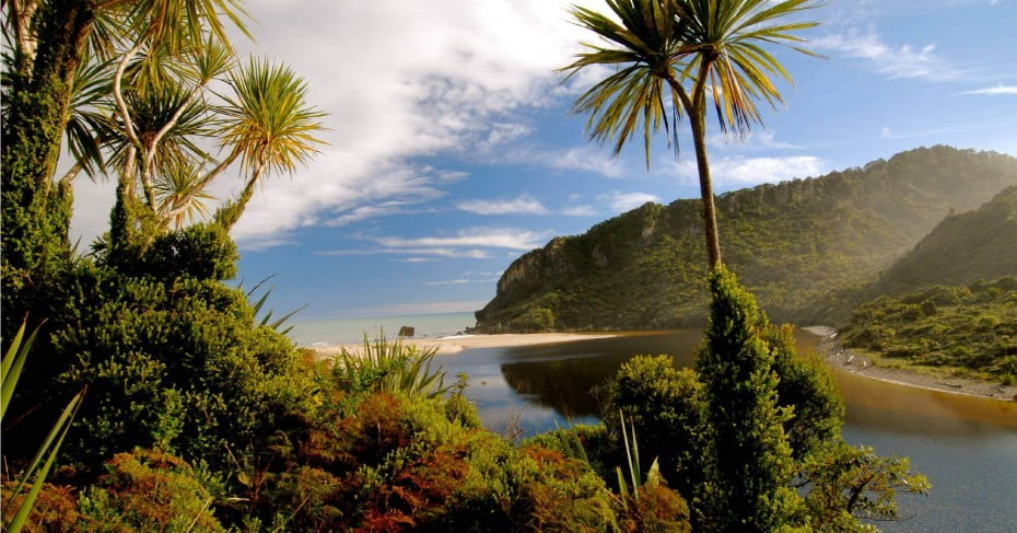The Heaphy Track, West Coast, New Zealand