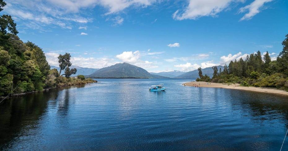 Lake Brunner, West Coast, NZ