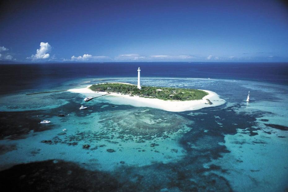 Amédée Island, New Caledonia.