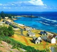 Flights to Norfolk Island