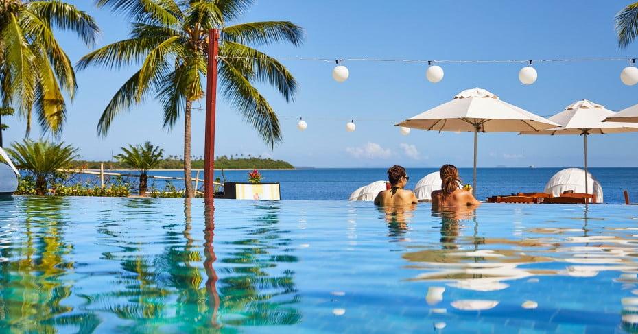 Relax in Fiji.