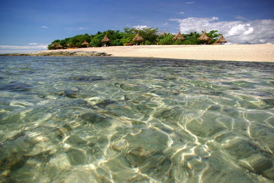 South Sea Island, Fiji.