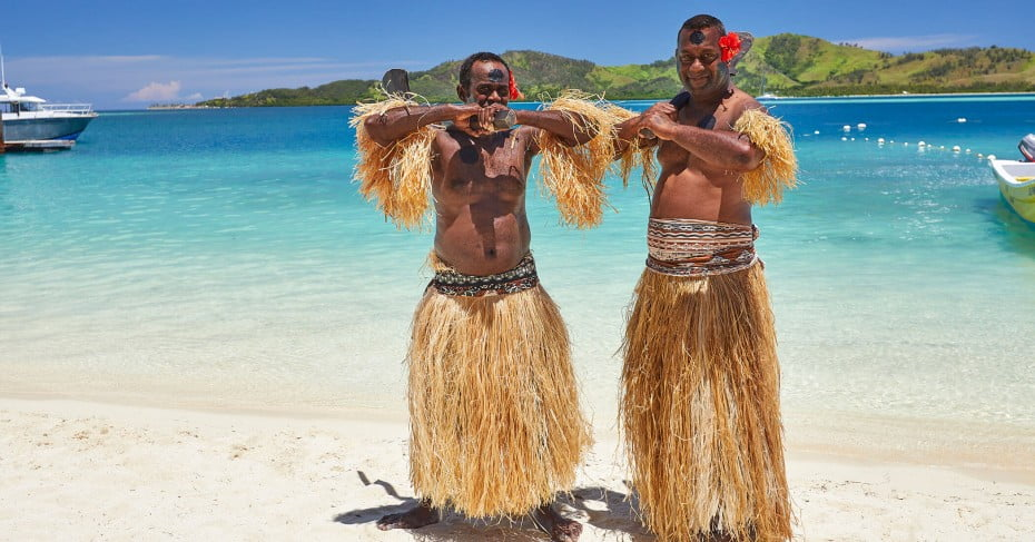 Explore Fijian culture in Fiji.