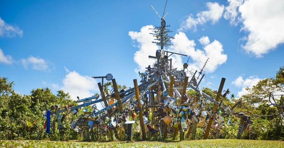 Hikulagi Sculpture Park, Niue.